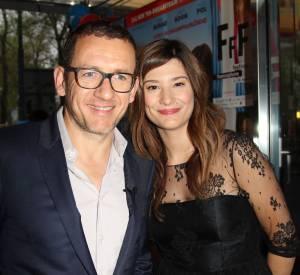 Dany Boon et Alice Pol, sa partenaire à l'écran dans Supercondriaque.