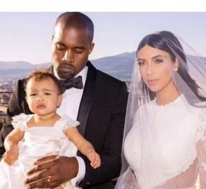 Kanye West : top chou avec North sur ses genoux !