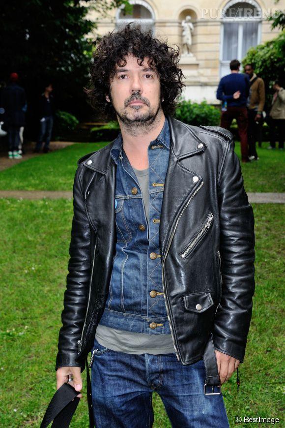 """Yarol Poupaud est le nouveau membre du jury de l'émission """"Nouvelle Star"""" sur D8."""