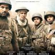 "Roschdy Zem, Samy Naceri, Jamel Debbouze et Sami Bouajila, ils composent l'affiche du  film ""Indigènes""."