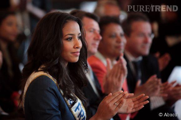 Flora Coquerel, Miss France 2014 devrait sous peu débarquer en Nouvelle-Calédonie.