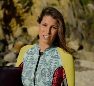 Laury Thilleman est l'ambassadrice du GoPro Annaëlle Challenge.
