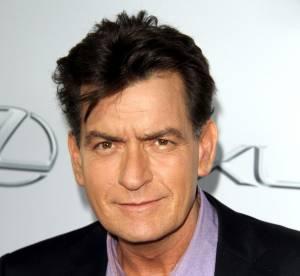 """Charlie Sheen : le défi ALS """"Ice Bucket""""... à sa façon !"""