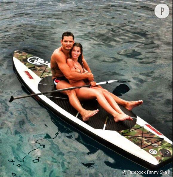 Florent Manaudou et sa chérie, Fanny Skalli en vacances en amoureux : trop chous !