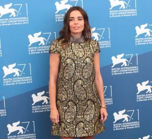 Elodie Bouchez, canon au Festival de Venise.