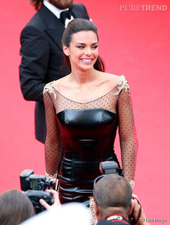 Marine Lorphelin, la jolie Miss France 2013 que tout le monde adore.