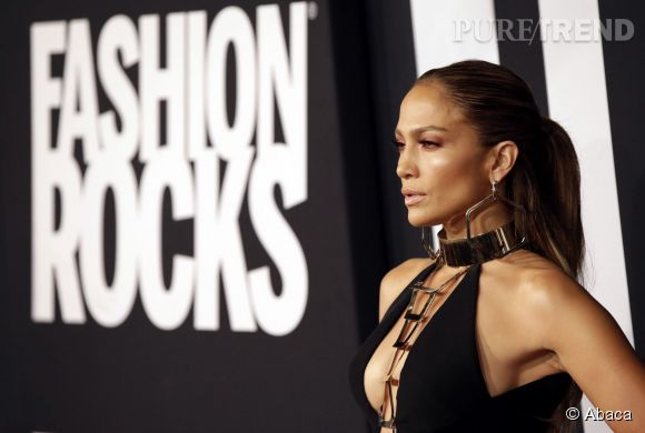 Jennifer Lopez, la bombe des Fashion Rocks.