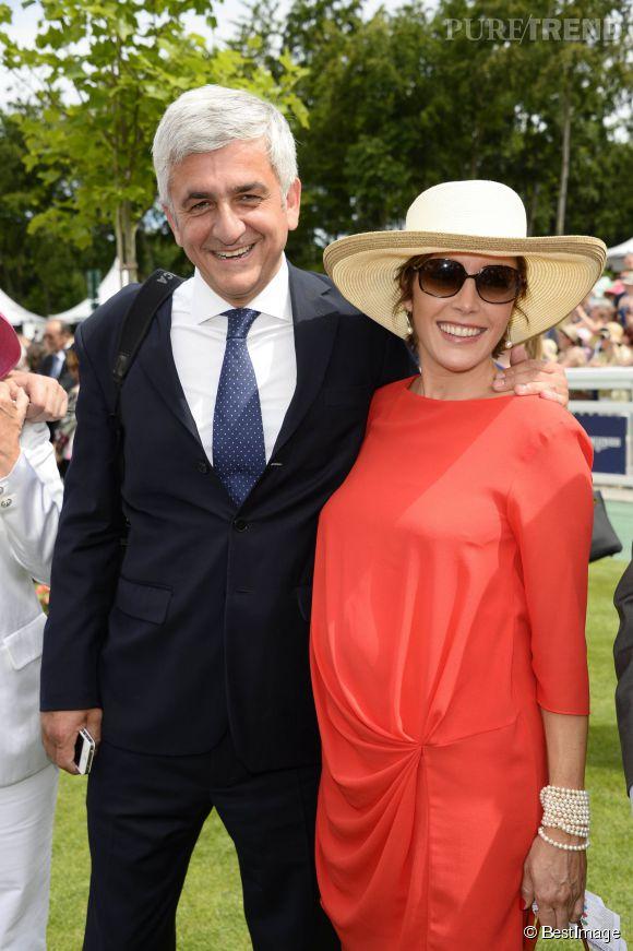 """Hervé Morin et Elodie Garamond ont eu  """"un véritable coup de foudre"""" , voilà huit ans."""