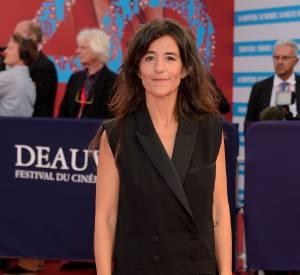 Romane Bohringer lors de la cérémonie de clôture du Festival de Deauville le 13 septembre 2014.