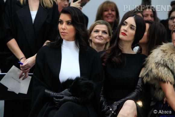 Kim Kardashian n'a plus le droit d'assister aux défilés de Kendall.