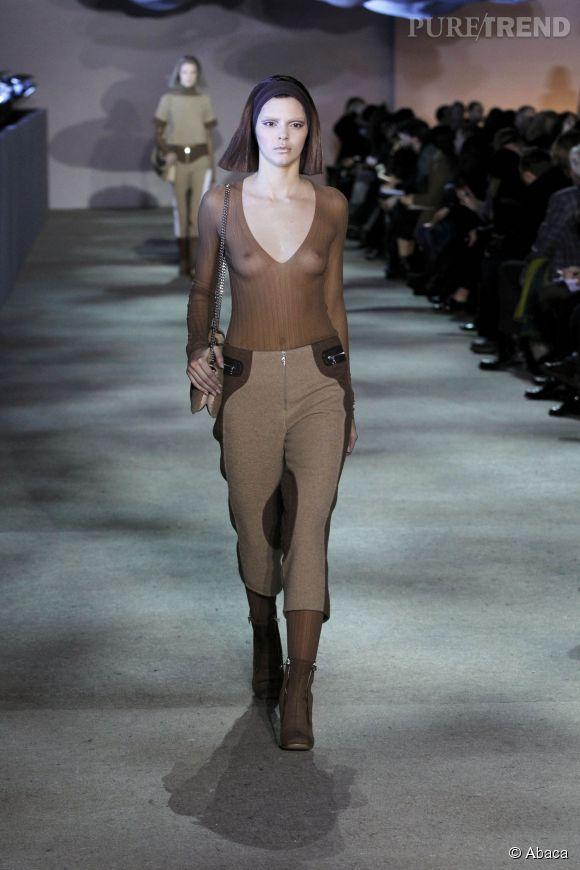 Kendall défile pour Marc Jacobs.