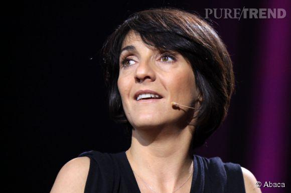 """Florence Foresti, en pleine promo de son nouveau spectacle """"Madame Foresti"""" clashe la """"Connasse"""" de Canal + dans une interview pour Le Parisien."""
