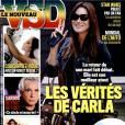 Dans le dernier numéro de  VSD  sorti hier en kiosques, Michel Sardou revient sur sa brouille avec Johnny Hallyday.