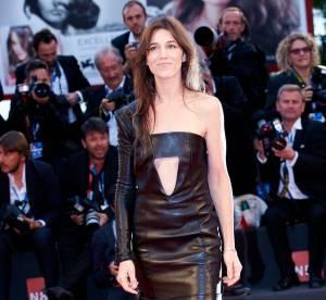 """Charlotte Gainsbourg : les looks les plus sexy et provocants de """"L'effrontée"""""""