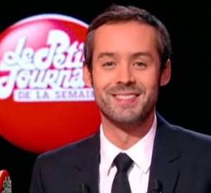 """Yann Barthès, le présentateur du """"Petit Journal"""" se confie à Lui."""