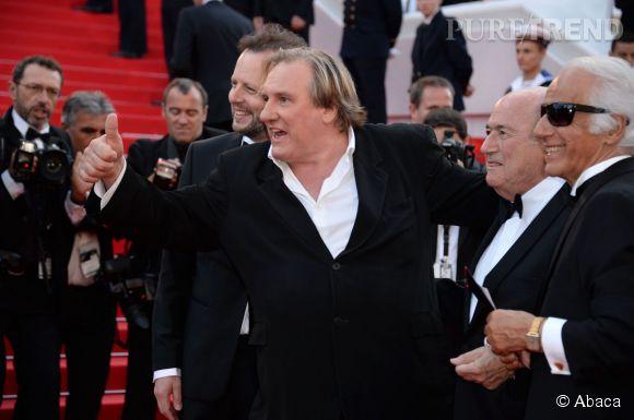 Gérard Depardieu n'échappe pas aux critiques de Daniel Cohn-Bendit.