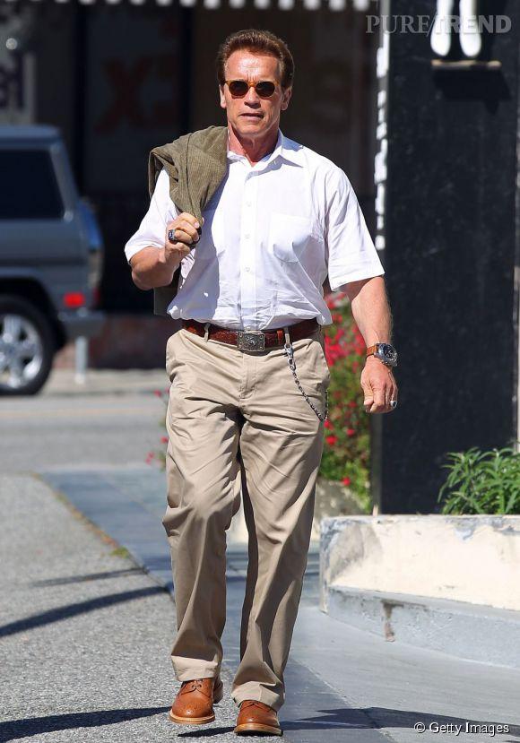 Arnold Schwarzenegger sera l'invité de l'Elysée vendredi 10 octobre prochain.