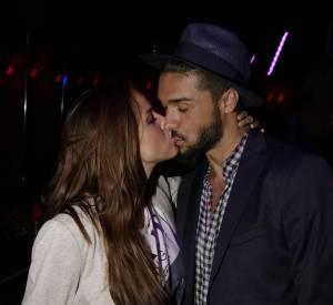 Vanessa Lawrens et Julien Guirado toujours très amoureux.
