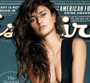 Penélope Cruz, femme la plus sexy du monde selon Esquire