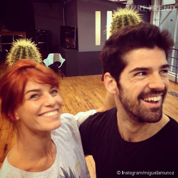 """Fauve et Miguel vont-ils remporter la victoire dans """"Danse avec les stars 5"""" a défaut de débuter une histoire d'amour ?"""