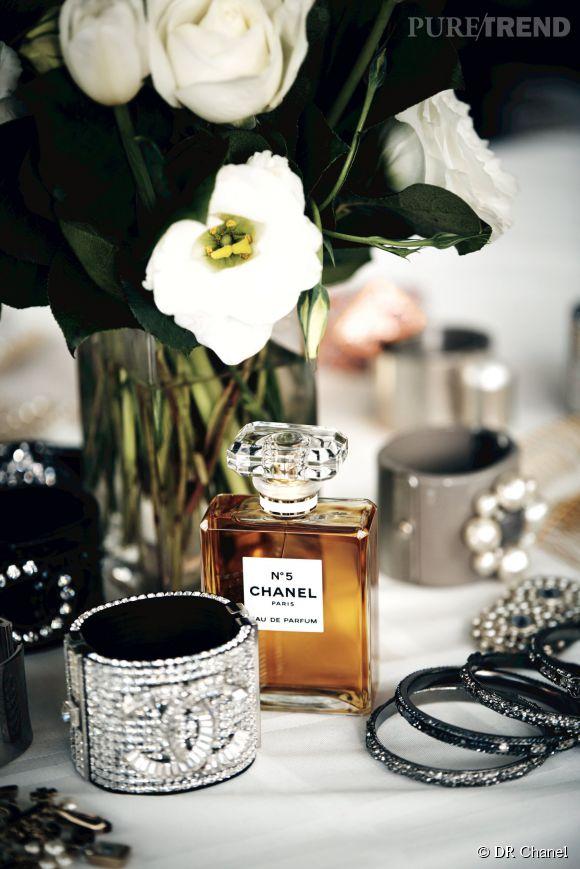 Chanel N°5, un parfum féminin incontournable... Depuis 1921 !