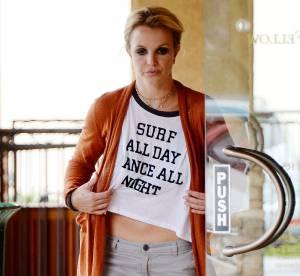Britney Spears : amaigrie et la mine fatiguée, une célibataire en petite forme ?
