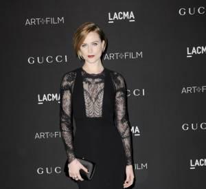 Evan Rachel Wood à la soirée des LACMA ART + Film Gala.