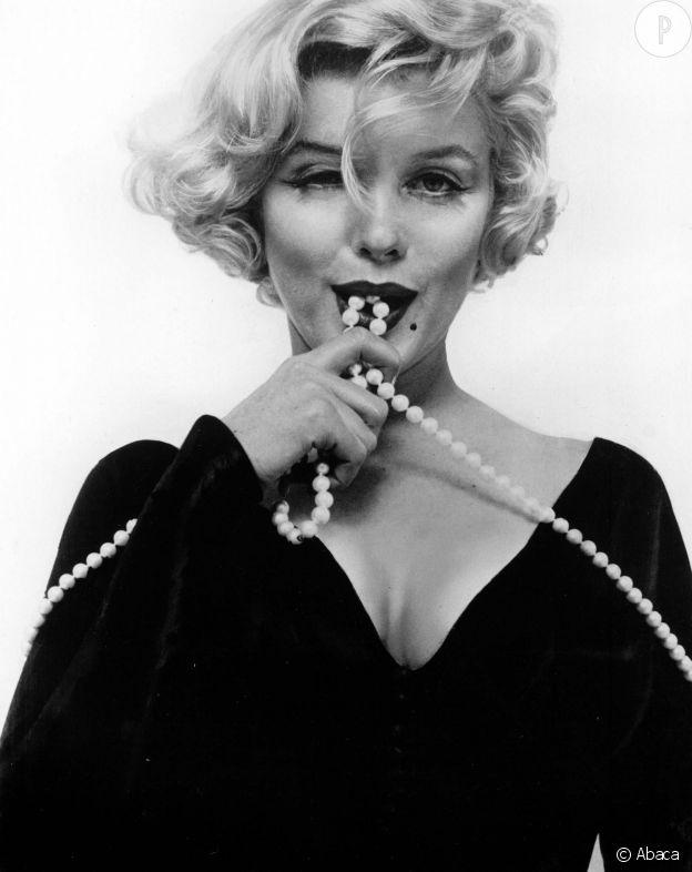 Marilyn Monroe décidément en avance sur son temps.