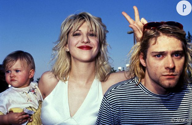 Kurt Courtney Frances