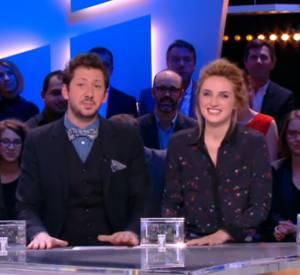 """Mr Poulpe et Alison Wheeler ont répondu aux critiques de Philippe Gildas hier soir dans """"Le Grand Journal""""."""