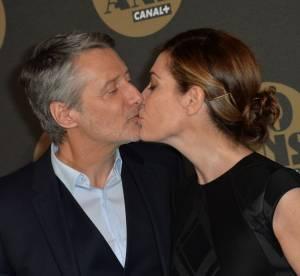 30 ans de Canal+ : câlins et bisous sur red carpet, les couples de la soirée