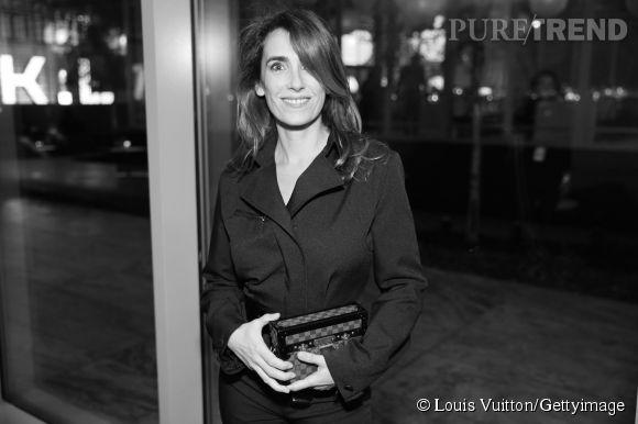 Mademoiselle Agnès lors de la soirée Louis Vuitton Monogram au MoMa à New York le 7 novembre 2014.