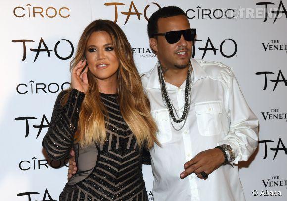Khloé Kardashian et son ex French Montana toujours très complices.