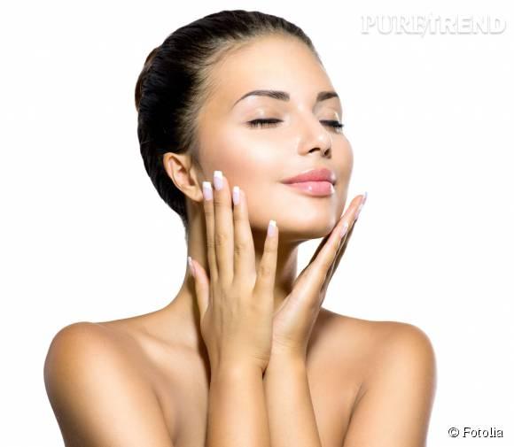 Les secrets d'une peau douce