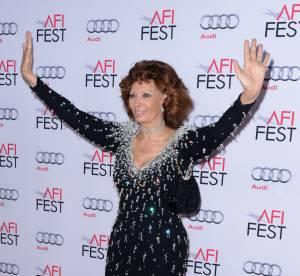 Sophia Loren, 80 ans et toujours aussi fière de son décolleté