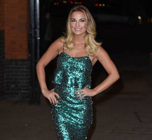 Sam Faiers : une poupée Barbie en chair et en sequins
