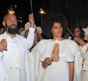 Solange Knowles : oups, alerte téton de la mariée