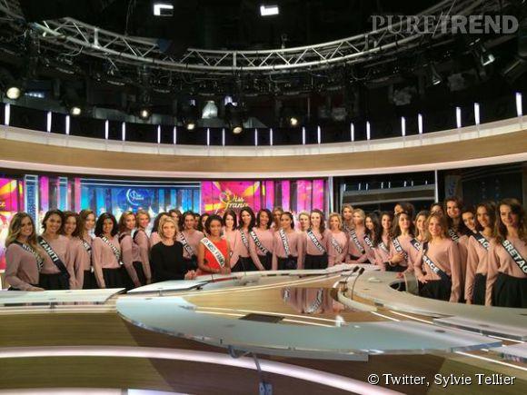 Les Miss France ont passé un test de culture générale.