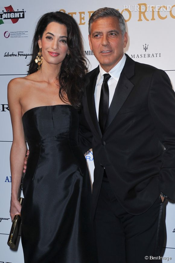 Amal et George Clooney, sur le point d'adopter un enfant ?