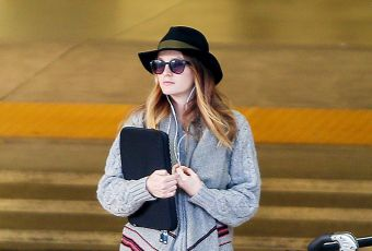 Leighton Meester : superposition automnale... le look à adopter !