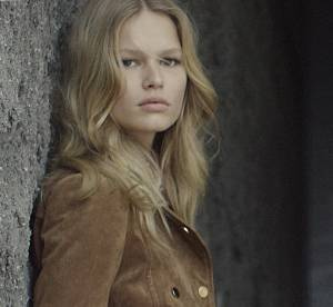 Anna Ewers, la fille hot de Pirelli 2015, est le nouveau visage de Mango