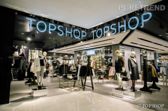 Topshop débarque dans trois nouvelles villes françaises, c'est LA grande nouvelle de cette fin d'année !