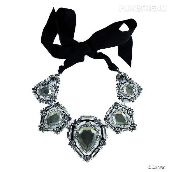 Lanvin met en scène ses Iconic Jewels.