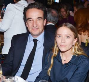 Mary-Kate Olsen et Olivier Sarkozy, amoureux et fiers de l'être lors d'un gala de charité à New York.