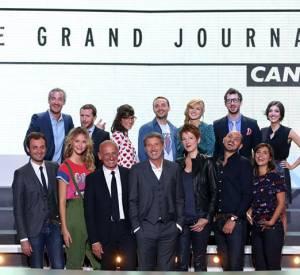 """Natacha Polony a rejoint le casting du """"Grand Journal"""" de Canal+ en août dernier afin de faire des chroniques politiques."""
