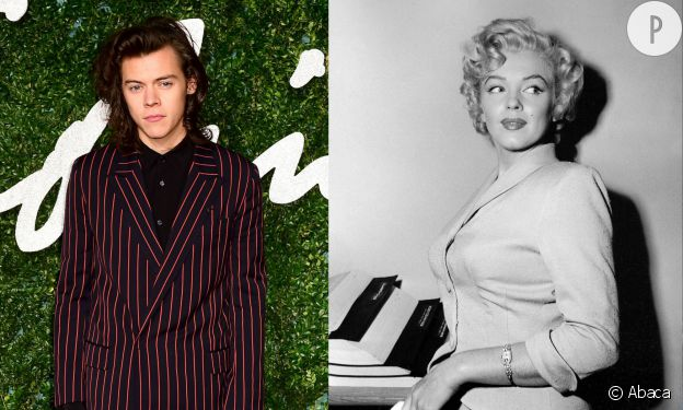 Harry Styles et Marilyn Monroe