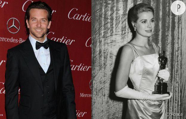 Bradley Cooper et Marilyn Monroe