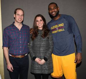 Kate Middleton et la boulette de LeBron James.