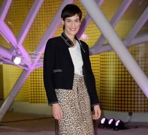 Clotilde Hesme, toujours pointue et décalée, a reçu le prix d'interprétation féminine du Festival de Marrakech.