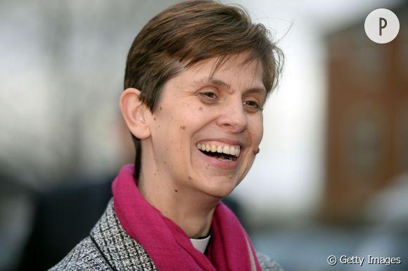 Libby Lane, première femme évêque de l'histoire nommée par l'Eglise anglicane.